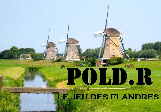 POLD.R jeu des Flandres
